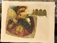 Untitled Lithograph EA Limited Edition Print by Sunol Alvar - 4