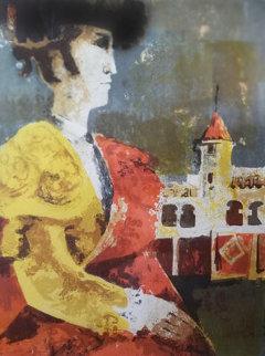 A Preuve D'artiole AP  Limited Edition Print by Sunol Alvar