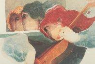 Violenetta Limited Edition Print by Sunol Alvar - 3