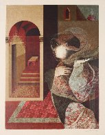 Suite Renaixent: Untitled III 1977 Limited Edition Print by Sunol Alvar - 1