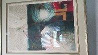 La Caresse 1980 Limited Edition Print by Sunol Alvar - 1