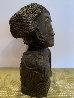 Tete Torero Bronze Sculpture 1976 13