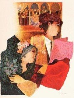 Carmen Suite: Chez Lillias Pastia 1982 Limited Edition Print by Sunol Alvar