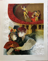 Carmen Suite: Act IV Duo Final   Limited Edition Print by Sunol Alvar - 1