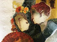Carmen Suite: Act IV Duo Final   Limited Edition Print by Sunol Alvar - 3