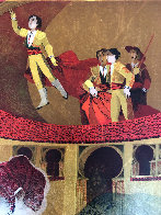 Carmen Suite: Act IV Duo Final   Limited Edition Print by Sunol Alvar - 2