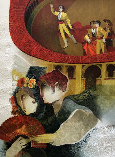 Carmen Suite: Act IV Duo Final   Limited Edition Print - Sunol Alvar