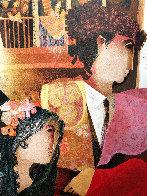 Carmen Act II: Chez Lillas Pastias Limited Edition Print by Sunol Alvar - 2
