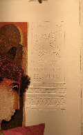 Carmen Act II: Chez Lillas Pastias Limited Edition Print by Sunol Alvar - 4