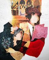 Carmen Act II: Chez Lillas Pastias Limited Edition Print by Sunol Alvar - 0