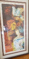 Untitled (Two Women) AP Limited Edition Print by Sunol Alvar - 1