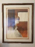 Meditation 1979 Limited Edition Print by Sunol Alvar - 1