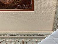 Interieur Amb Flors Limited Edition Print by Sunol Alvar - 2