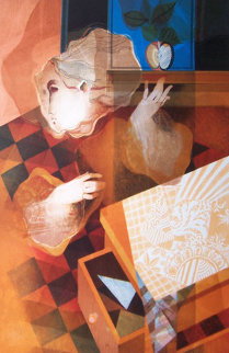 Drawer Limited Edition Print - Sunol Alvar
