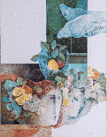 Four Seasons Suite of 4 Prints Limited Edition Print by Sunol Alvar - 0