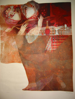 Esther Limited Edition Print by Sunol Alvar