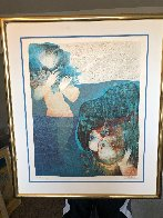 Susanna and the Elders 1981 Limited Edition Print by Sunol Alvar - 2