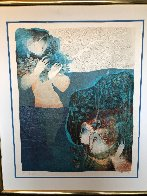 Susanna and the Elders 1981 Limited Edition Print by Sunol Alvar - 3