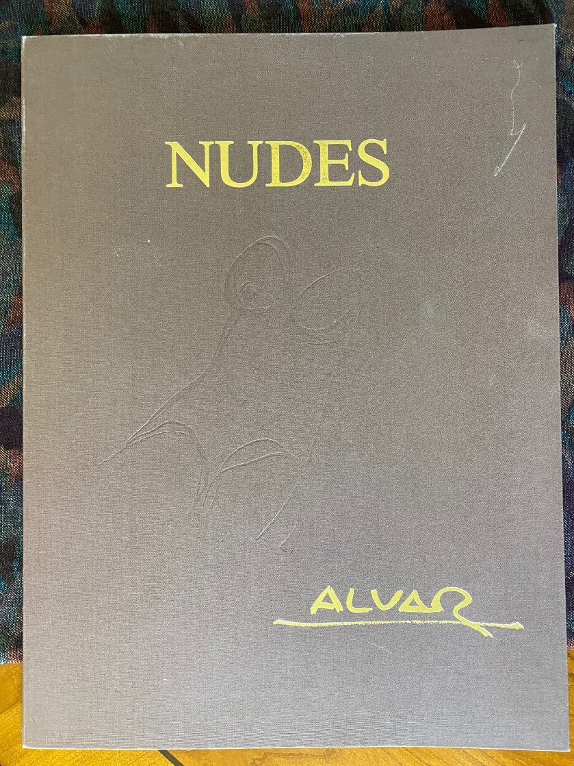 Nudes Suite of 4 Prints  1978  Limited Edition Print by Sunol Alvar