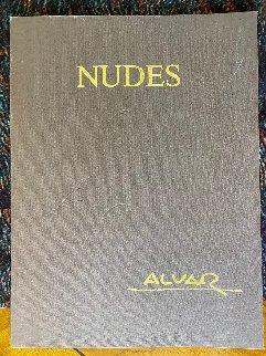 Nudes Suite of 4 Prints  1978  Limited Edition Print - Sunol Alvar