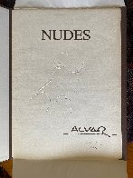 Nudes Suite of 4 Prints  1978  Limited Edition Print by Sunol Alvar - 6
