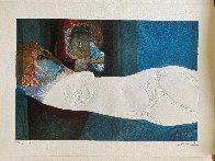 Nudes Suite of 4 Prints  1978  Limited Edition Print by Sunol Alvar - 1