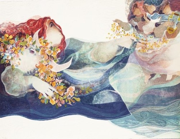Suite Mythologique: Untitled Lithograph HC Limited Edition Print by Sunol Alvar