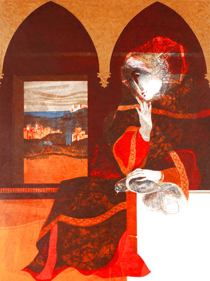 Suite Renaixent: Untitled II 1977 Limited Edition Print by Sunol Alvar