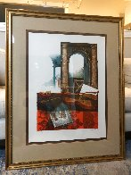 Untitled Lithograph AP 1978 Limited Edition Print by Sunol Alvar - 3