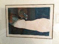 Nudes I 1978 Limited Edition Print by Sunol Alvar - 2