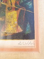 Musicians 1970 Limited Edition Print by Sunol Alvar - 4