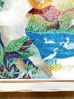 Garden of Eden 1988 Limited Edition Print by Sunol Alvar - 2