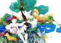Garden of Eden 1988 Limited Edition Print by Sunol Alvar - 0
