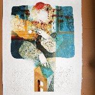Untitled Print  Limited Edition Print by Sunol Alvar - 1