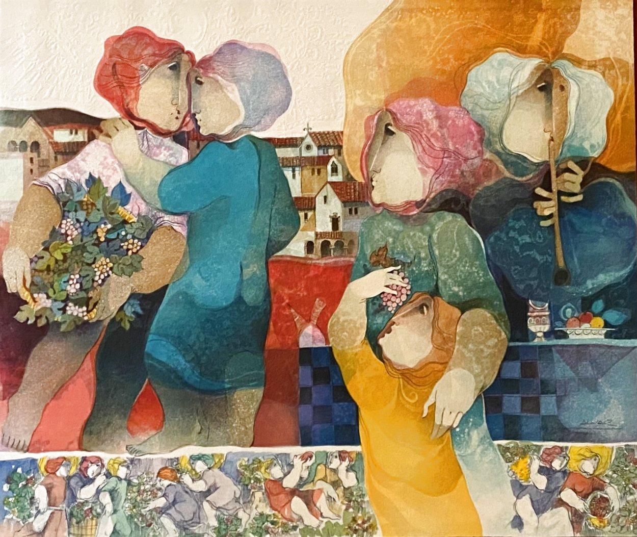 Imatges de Varema 2009 Embellished Limited Edition Print by Sunol Alvar