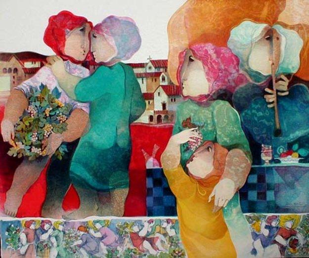 Images de Varema Limited Edition Print by Sunol Alvar