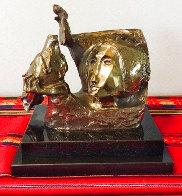 La Paloma Bronze Sculpture 1989 Sculpture by Sunol Alvar - 0