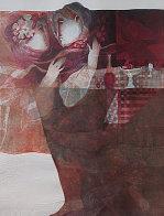 Suite Biblique Suite of 5 on Japon Limited Edition Print by Sunol Alvar - 1