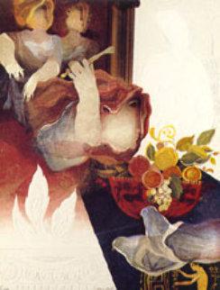 Suite Mythologique Suite of 5 Limited Edition Print by Sunol Alvar