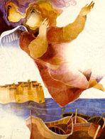Suite Mythologique Suite of 5 Limited Edition Print by Sunol Alvar - 3