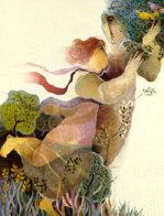 Suite Mythologique Suite of 5 Limited Edition Print by Sunol Alvar - 4