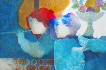 La Musica De La Fruitas 1999 Limited Edition Print by Sunol Alvar