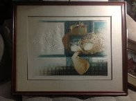 Untitled Lithograph Limited Edition Print by Sunol Alvar - 1