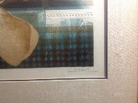 Untitled Lithograph Limited Edition Print by Sunol Alvar - 2