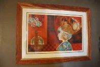 Three Women Limited Edition Print by Sunol Alvar - 1