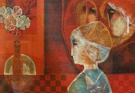 Three Women Limited Edition Print by Sunol Alvar - 0