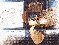 Interieurs Suite Bleue, Suite of 5 Lithographs 1979 Limited Edition Print - Sunol Alvar