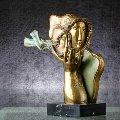 Maternite Bronze Sculpture 15 in Sculpture - Sunol Alvar