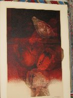 Amore Y Maternidad (Love And Maternity) Suite of 6 1976 Limited Edition Print by Sunol Alvar - 11