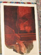 Amore Y Maternidad (Love And Maternity) Suite of 6 1976 Limited Edition Print by Sunol Alvar - 12